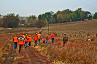 Pheasants Forever Youth Mentor Hunt 2012